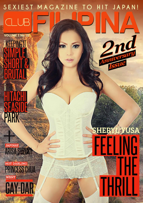 Club Filipina - Volume 3 Number 22, 2015 free download