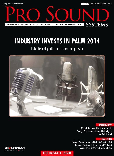 Pro Sound Systems - July-August 2014 free download