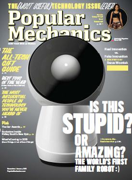Popular Mechanics USA - December 2014 - January 2015 free download