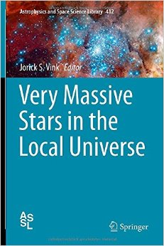 Very Massive Stars in the Local Universe free download
