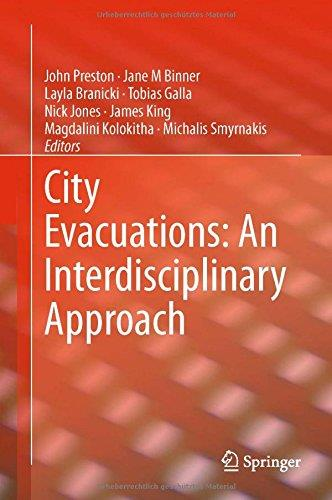 City Evacuations: An Interdisciplinary Approach free download