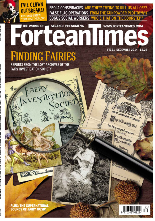 Fortean Times - December 2014 free download