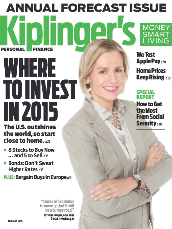 Kiplinger's Personal Finance - January 2015 free download