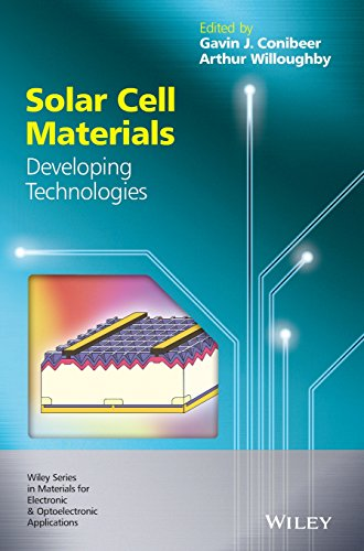 Solar Cell Materials: Developing Technologies free download