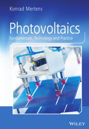 Photovoltaics: Fundamentals, Technology and Practice download dree