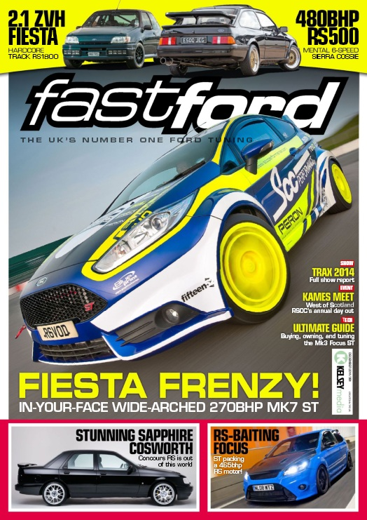 Fast Ford - December 2014 free download