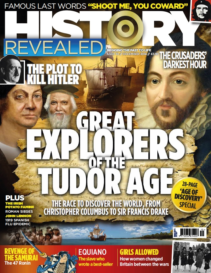 History Revealed - December 2014 free download