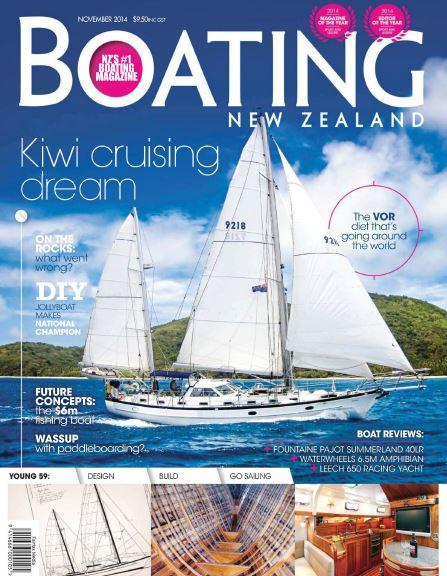 Boating NZ - November 2014 free download