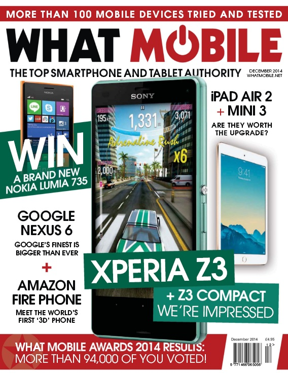 What Mobile - December 2014 free download