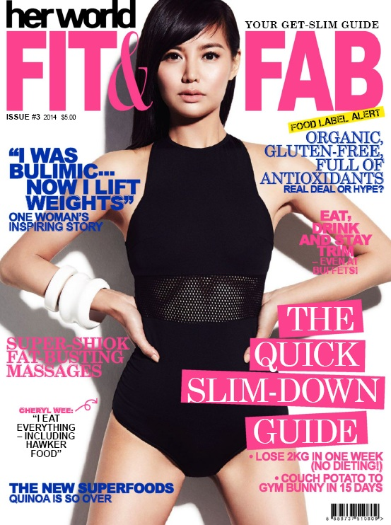 Her World Fit & Fab - Issue 3, 2014 free download
