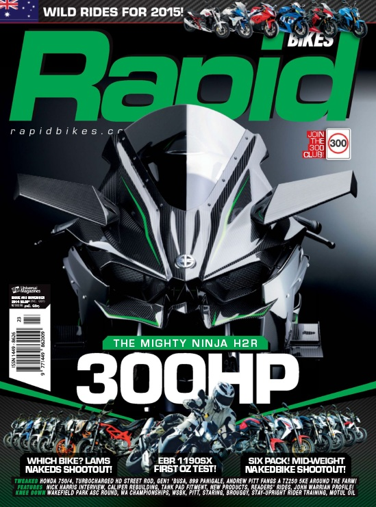 Rapid Bikes - Issue 93, 2014 free download