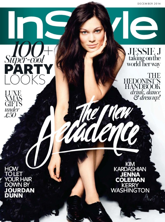 Instyle UK - December 2014 free download