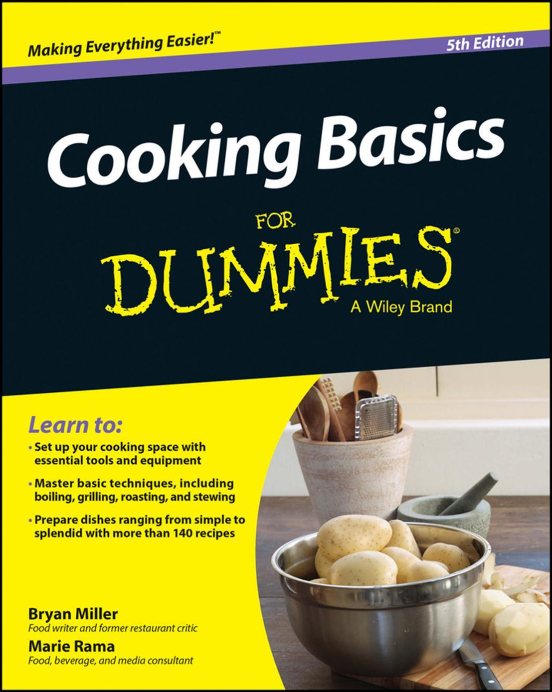 Cooking Basics For Dummies, 5 edition free download