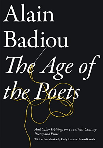 The Age of the Poets: And Other Writings on Twentieth-Century Poetry and Prose free download