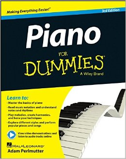 Piano For Dummies, 3rd Edition free download