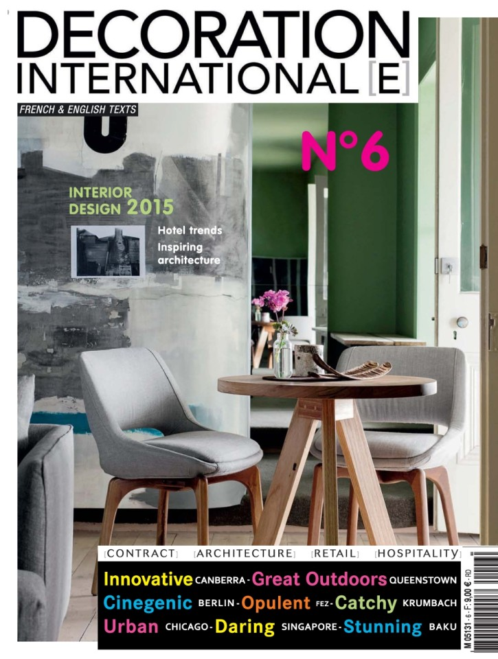 Decoration Internationale No.6 - 2014 free download