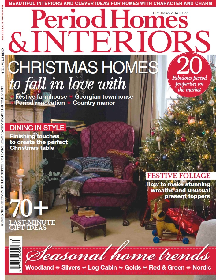 Period Homes & Interiors - Christmas 2014 free download