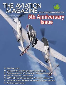 The Aviation Magazine 2014-12/2015-01 (Vol.6 Iss.1) free download