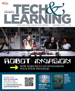 Tech & Learning - November 2014 free download
