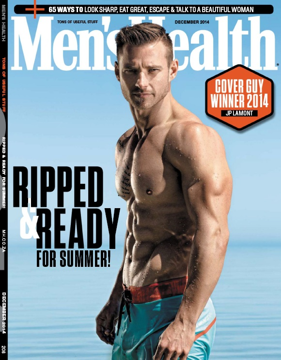 Men's Health South Africa - December 2014 free download