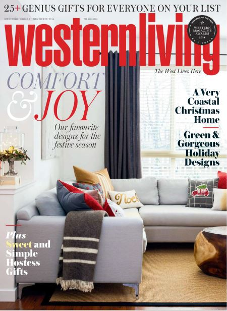 Western Living - November 2014 free download
