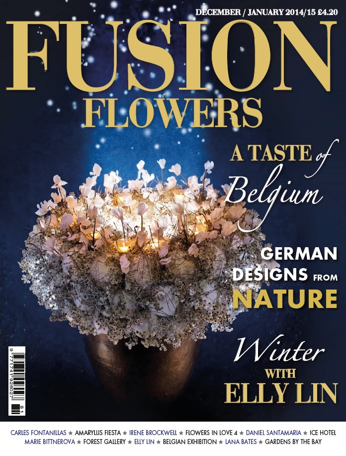 Fusion Flowers C December 2014 - January 2015 free download