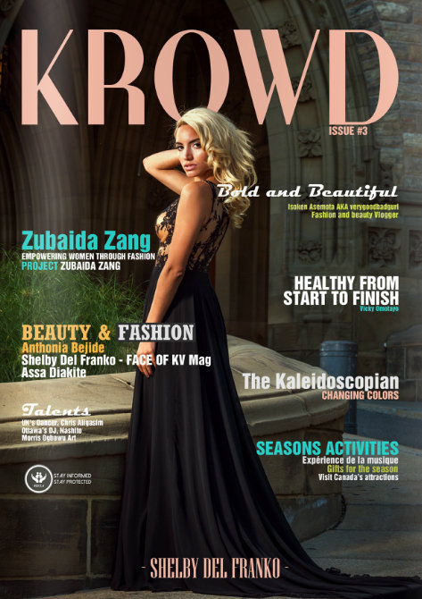 Krowd Magazine - Fall/Winter 2014 free download