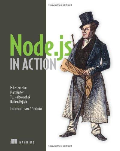 Node.js in Action free download