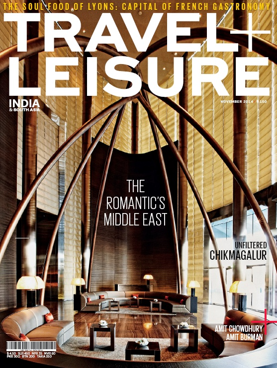 Travel+Leisure India - November 2014 free download