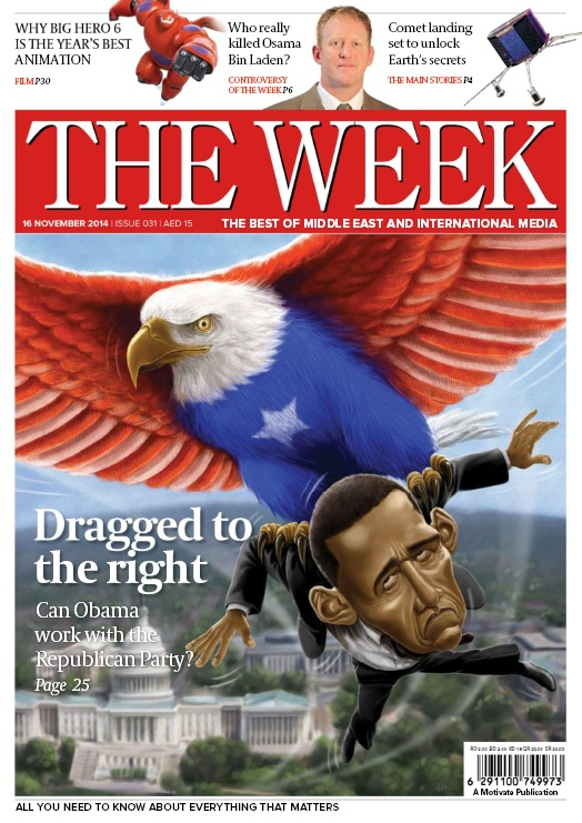 The Week Middle East - 16 November 2014 free download