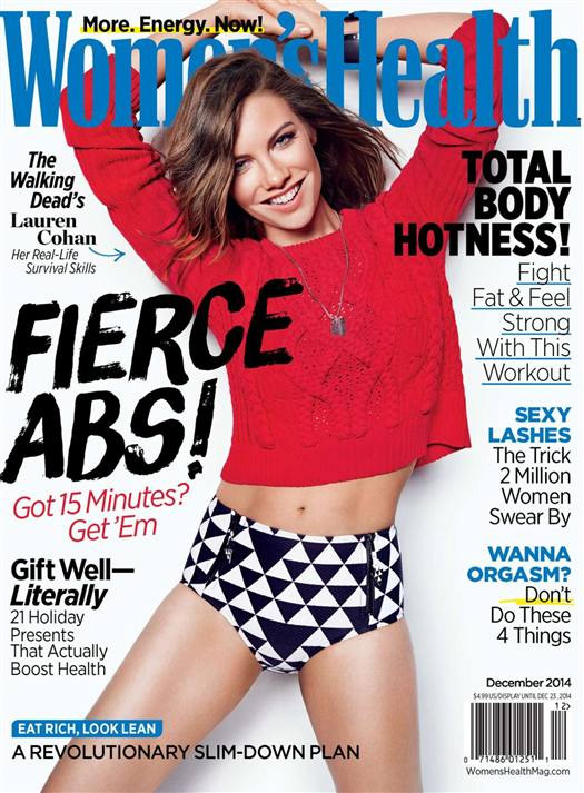 Women's Health USA - December 2014 free download