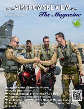 The Aviation Magazine 2014-08/09 (Vol.5 Iss.5) free download