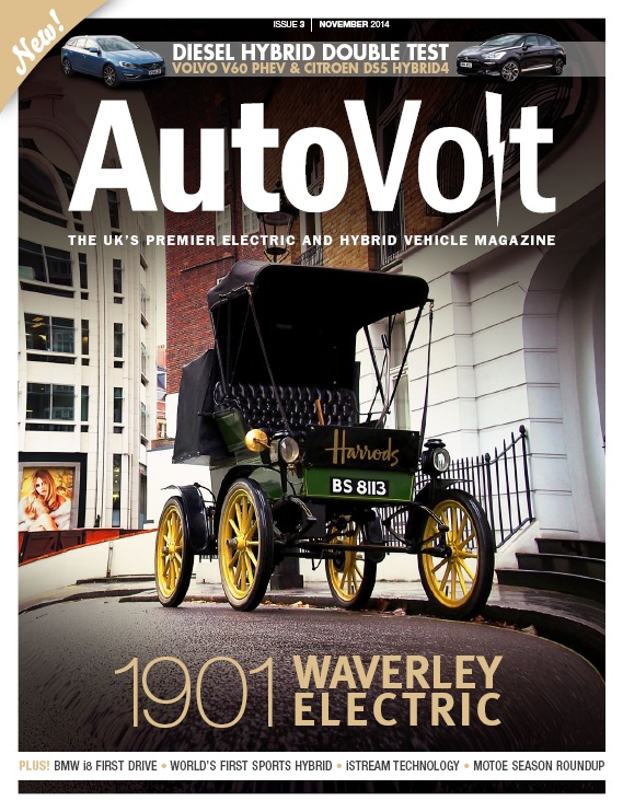 AutoVolt Magazine - November 2014 free download