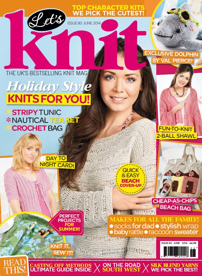 Let's Knit - June 2014 free download