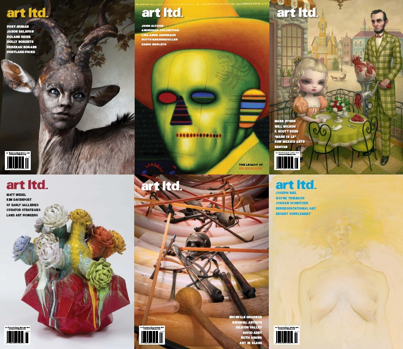 art ltd. - Full Year 2014 Issues Collection free download