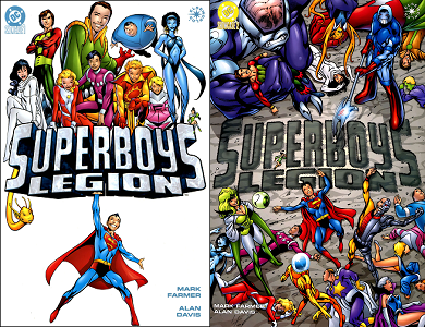 Superboys Legion - Band 1-2 (DC Showcase) free download