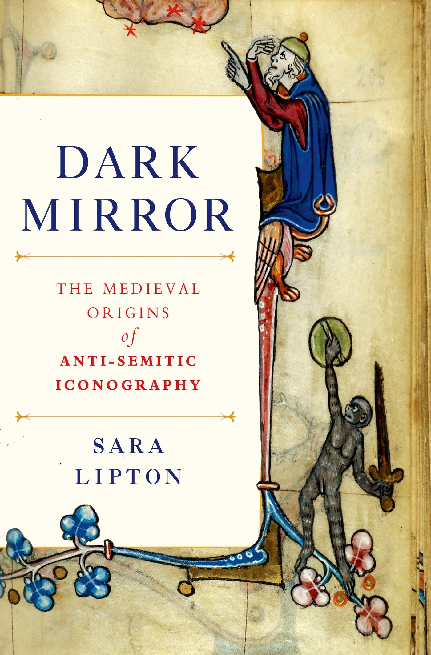Dark Mirror: The Medieval Origins of Anti-Jewish Iconography free download