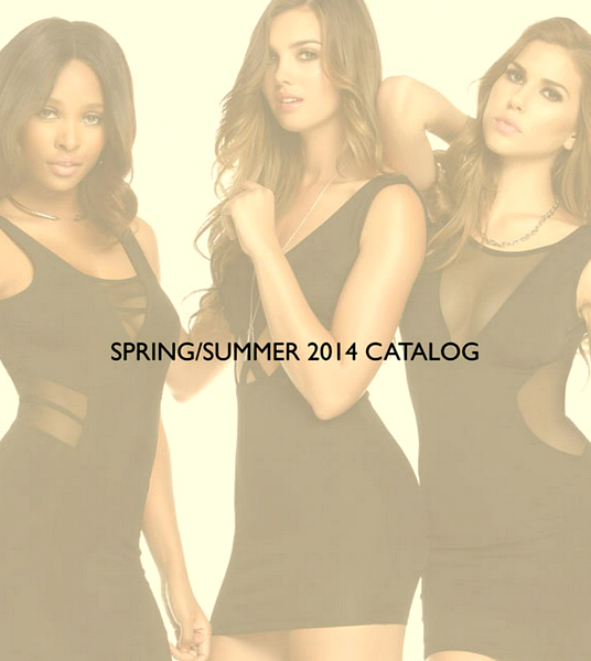 Forplay - BLVD Collection (Spring/Summer 2014) free download