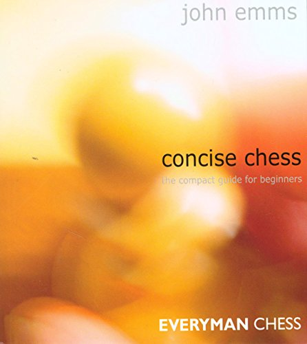 Concise Chess: The Compact Guide for Beginners free download