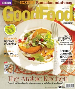 BBC Good Food Middle East - July 2014 free download