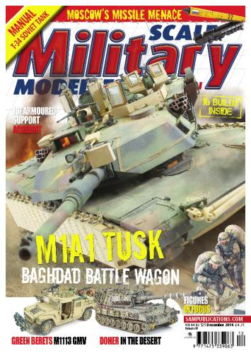 Scale Military Modeller International - December 2014 free download