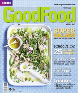 BBC Good Food Middle East - September 2014 free download