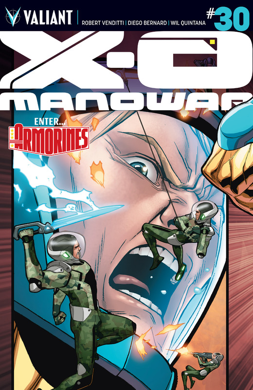 X-O Manowar 030 (2014) free download