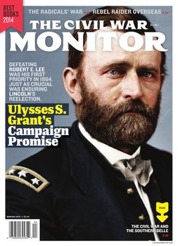 The Civil War Monitor 2014-Winter (Vol.4 No.4) free download