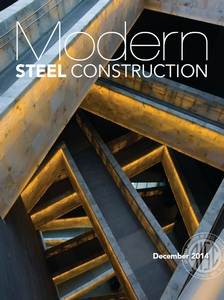 Modern Steel Construction - December 2014 free download