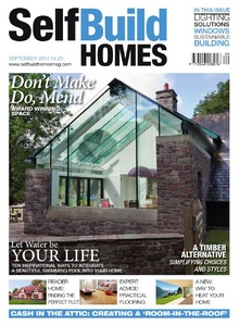 Self Build Homes - September 2014 free download