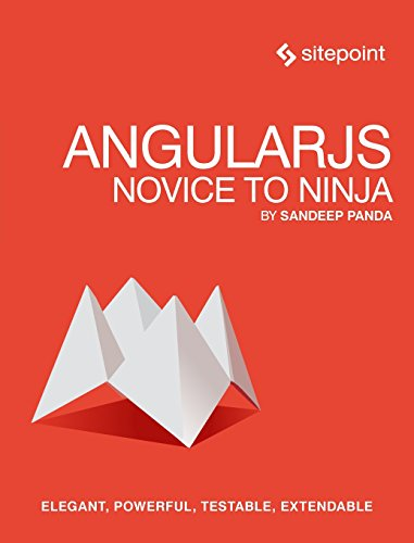 AngularJS: Novice to Ninja free download