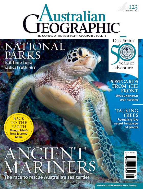 Australian Geographic Magazine - November-December 2014 free download