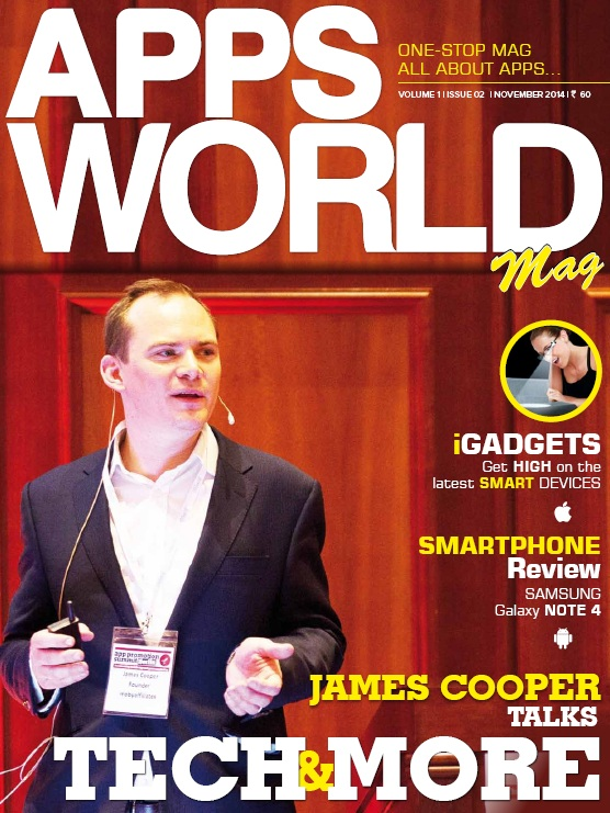 Apps World Mag - November 2014 free download