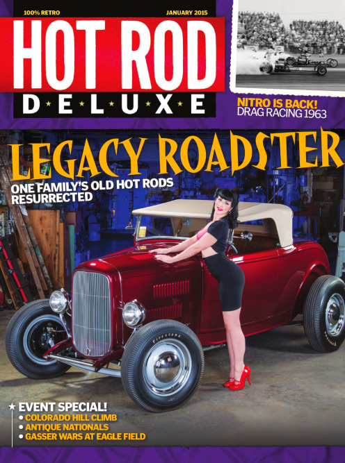 Hot Rod Deluxe USA - January 2015 free download